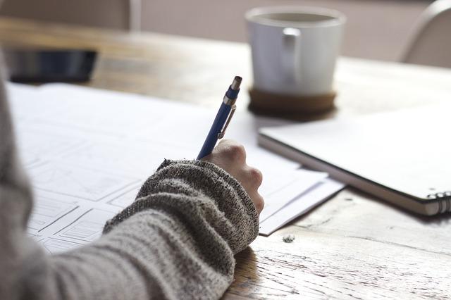 כתיבת טור אישי